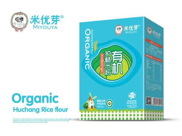 有机护畅米粉—DHA益生元配方