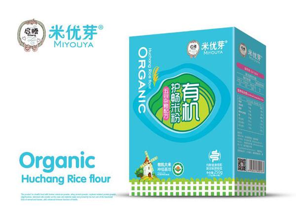 有机护畅米粉—五谷杂粮配方