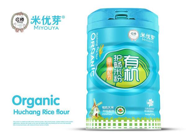 有机护畅米粉—益生菌配方