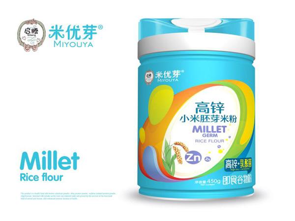 高锌小米胚芽米粉