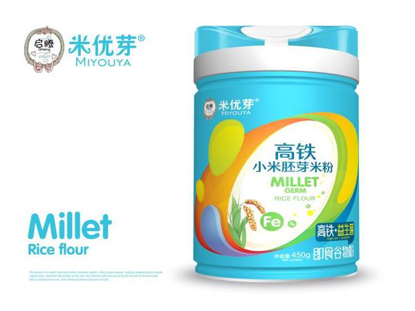 高铁小米胚芽米粉