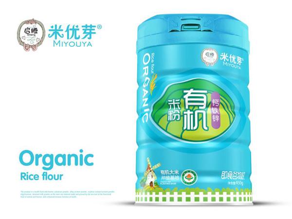 钙铁锌-有机米粉
