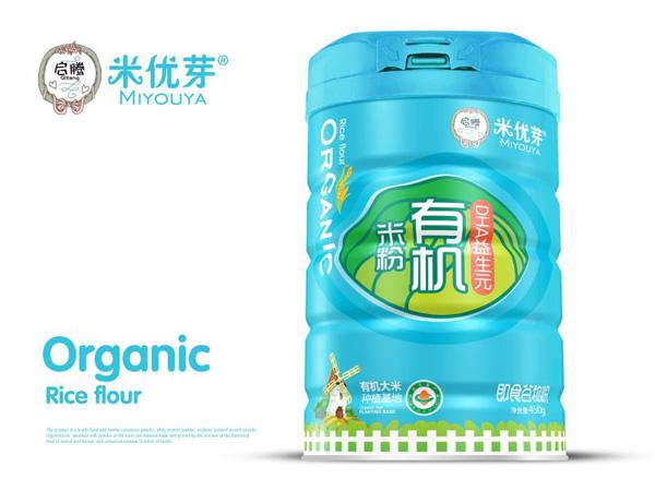 DHA益生元-有机米粉